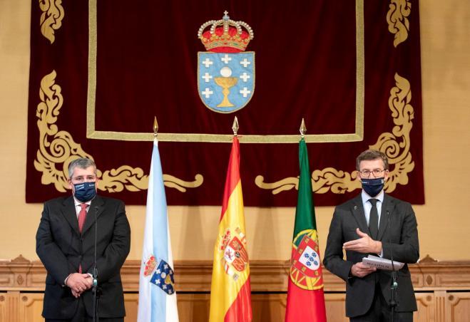 Eurorregião discute Plano de Investimentos Conjuntos entre o  Norte de Portugal e a Galiza