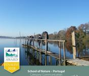 Projeto Escola da Natureza é finalista do European Natura 2000 Awards