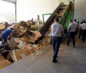 Operadores de Resíduos da Região do Norte passam em ação de fiscalização e inspeção ambiental