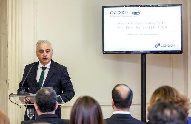 Eduardo Paço Viana, vice-presidente da CCDR-N