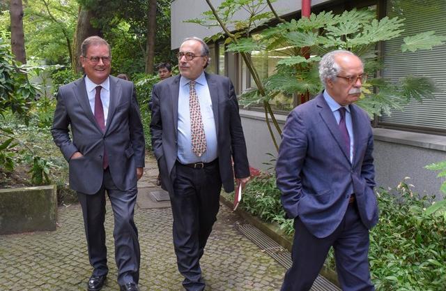 Secretário de Estado do Ambiente, Presidente e Vice-Presidente da CCDR-N