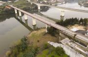 Nova ponte Hintze Ribeiro