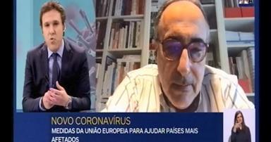 Presidente da CCDR-N comenta a atualidade portuguesa e europeia no contexto da doença COVID 19