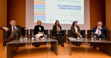 """""""Norte de Portugal: Os Caminhos de uma Região Inovadora"""""""
