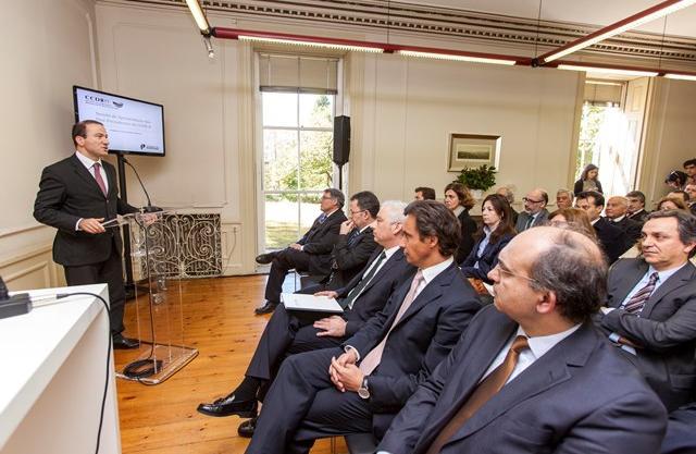 Carlos Neves, vice-presidente da CCDR-N