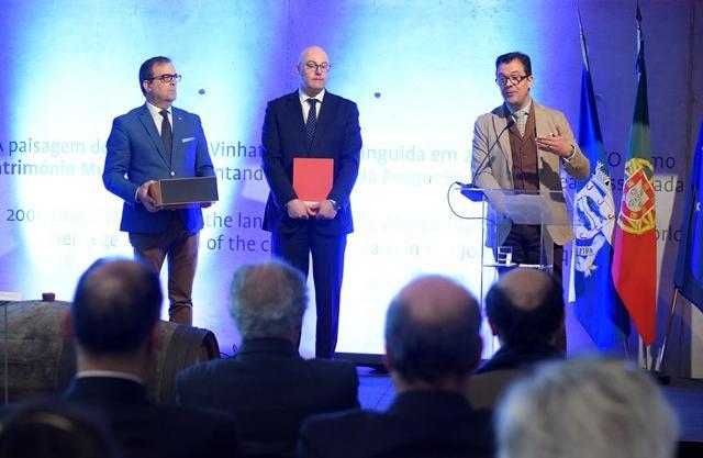 Domingos Carvas, Carlos Silva, Nuno Gonçalves