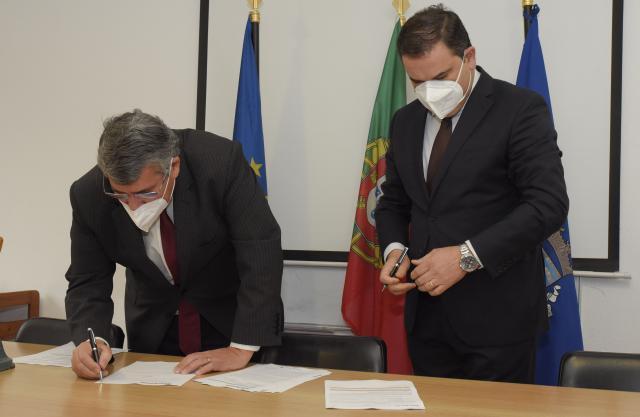 Presidente da CCDR-N e Presidente da CM de Castelo de Paiva