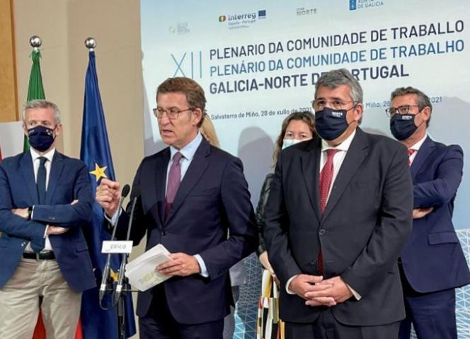 Presidente da CCDR-NORTE assume liderança da Euro-Região Galiza – Norte de Portugal