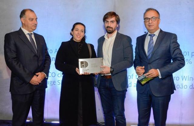 Menção honrosa atribuída à dupla de arquitetos Susana Rosmaninho e Pedro Azevedo