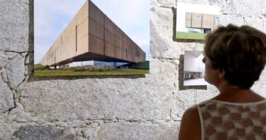 Inauguração da exposição do Prémio Arquitetura do Douro no Mira Fórum
