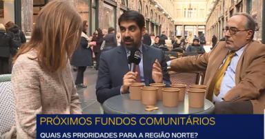Entrevista Porto Canal | Fundos 2021-2027