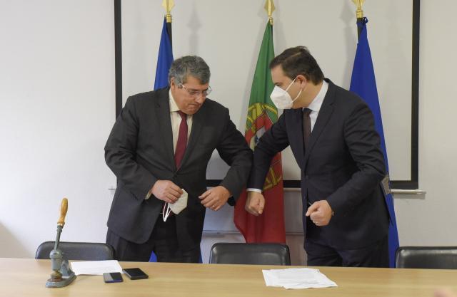 Acordo de financiamento europeu do NORTE 2020