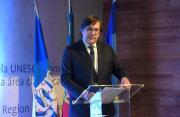 António Filipe, Presidente da Liga dos Amigos do Douro Património Mundial